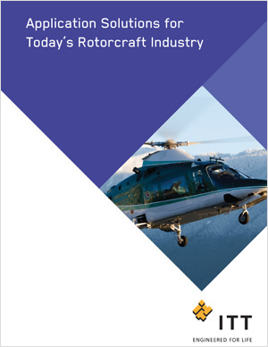 Application Solutions for Today's Rotorcraft Industry